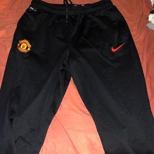 Manchester United sweatpants